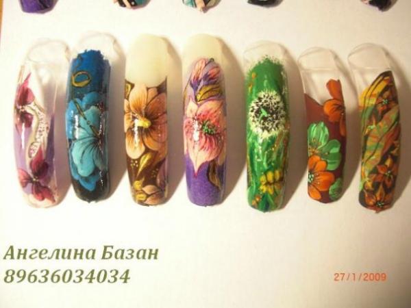 Цены наращивание ногтей в тольятти