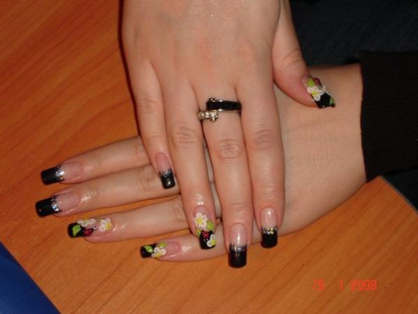 супер дизайн ногтей: