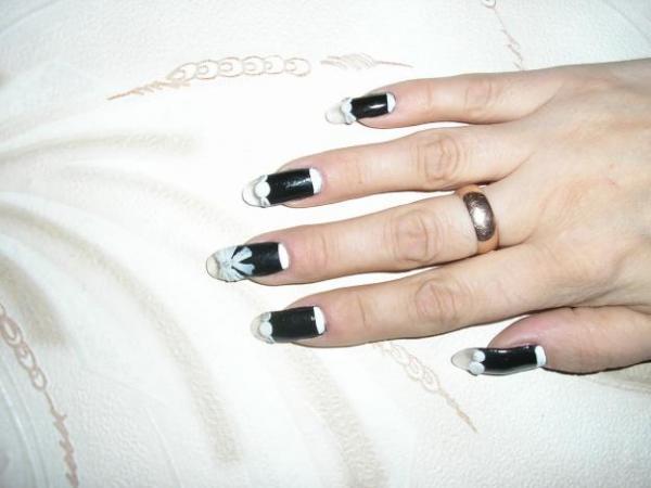 Технология наращивания ногтей поэтапно фото