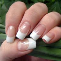 Ногти миндалевидной формы дизайн фото