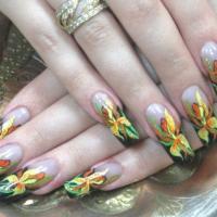 Наращивание ногтей Тольятти